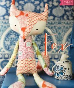 Tilda Materialset Patch Fox Patchwork Fuchs Piron-Art Geschenk