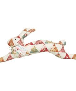 Tilda Materialset Patch Rabbit Basteln Piron-Art