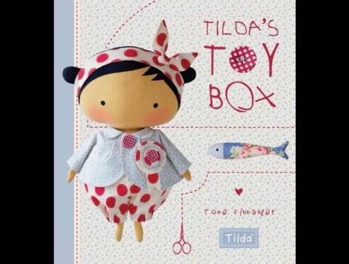 Tildas Toy Box Buch