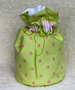 Pompadour grün Tasche Piron-Art