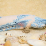 Wal Maritim Seaside Dekoration Piron-Art