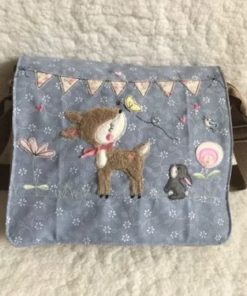 Taschen von Piron-Art. Wunderschöne Kindergartentasche.