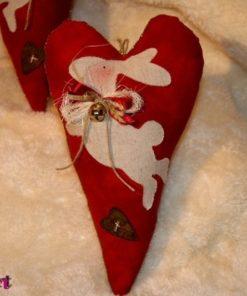 Dekoration Herz Weihnachten