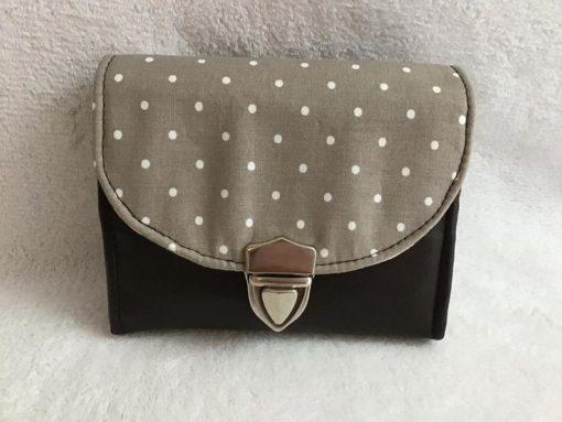 Portemonnaie Eichhörnchen grau-braun